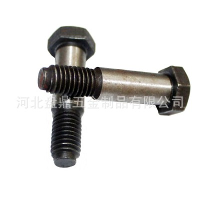 永年厂家铰制孔螺栓