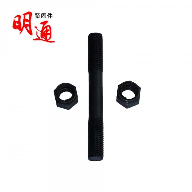 永年厂家 碳钢高强度双头螺栓